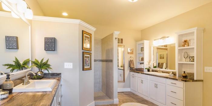 Legacy Bathroom Vanity White 3
