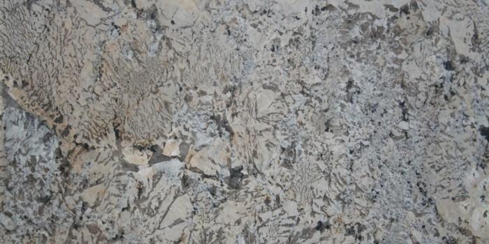 White Gray Granite